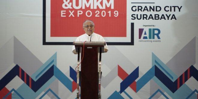 EVENT 7TH KOPERASI & UMKM EXPO 2019 AJANG BERTUKAR INFORMASI PENGETAHUAN JUGA PENGALAMAN